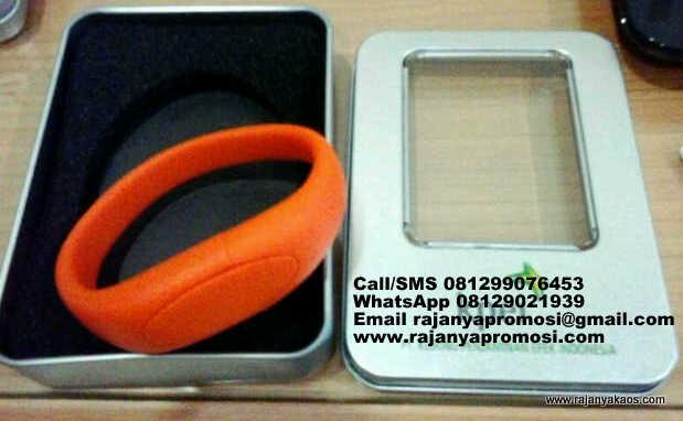 USB Flash Disk Gelang Oval