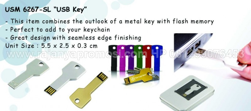 USB Key USM 6267-SL